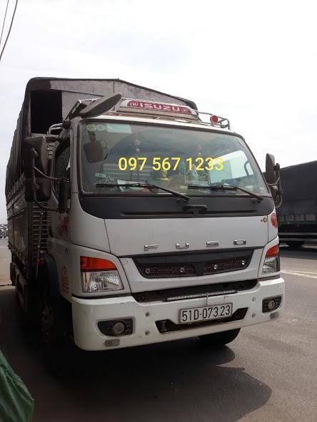 baga mui xe tải fuso