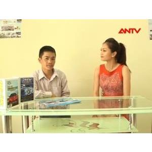 Bài phỏng vấn về Công nghệ Nano Phát sóng trên ANTV - Thế giới phụ nữ