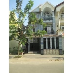 Bán Biệt Thự Số 92D16 Khu SAVIMIZ, F, Phú Thuận, Q.7