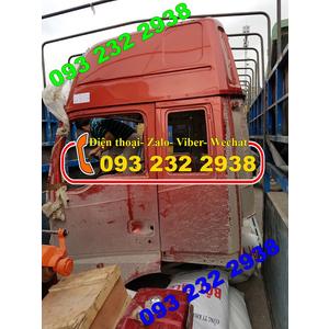 Bán cabin mộc xe đầu kéo 2 cầu THACO FOTON AUMAN FV420, bán cabin xe THACO FOTON AUMAN FV420