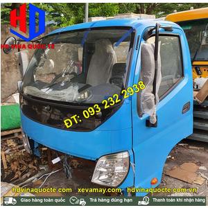 Bán cabin tổng thành xe tải thùng Thaco Ollin 700 E4 máy điện đời mới