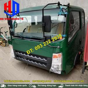 Bán cabin xe ben Cuulong TMT Howo Sinotruk CNHTC 9,5 tấn TMT/ST11895D giá tốt nhất.