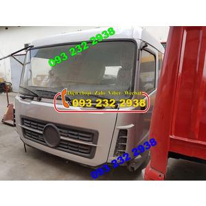 Bán cabin xe thùng 4 chân 5 chân DONGFENG TRUONG GIANG, cabin thay thế giá tốt, chất lượng cao.