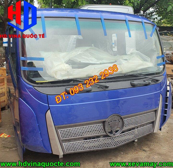 Bán cabin xe Thaco Foton Auman máy điện Ero 4 C160 C240 C300 các loại