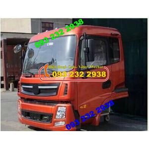 Bán cabin xe ben CUULONG Dongfeng 7 tấn 8 tấn, 3 chân, 4 chân, cabin xe thùng Cuulong giá tốt nhất