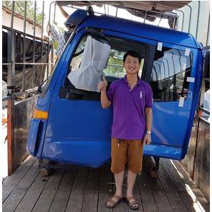 Bán cabin xe ben THACO AUMAN 3 chân, 4 chân, 5 chân, ban cabin xe ben 3 4 5 chan THACO AUMAN...