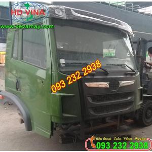 Bán cabin xe ben Trường Giang 8,5 tấn, Faw Truong Giang 8,5 tấn giá tốt nhất