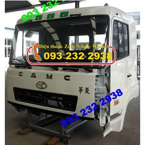 Bán cabin xe CAMC các đời xe trộn bê tông, xe đầu kéo, xe thùng, xe ben, xe chuyên dụng giá tốt nhất