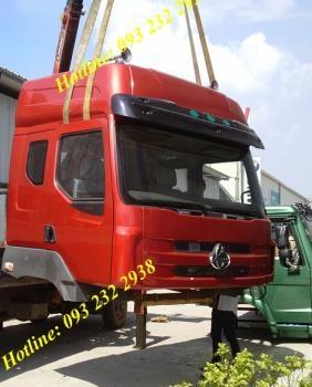 Bán cabin xe CHENGLONG DONGFENG HAIAU các loại model giá tốt nhất