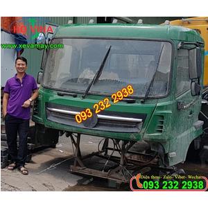 Bán cabin xe CUULONG TMT 8 tấn, DONGFENG TRƯỜNG GIANG, VIỆT TRUNG, cabin xe thùng, xe ben