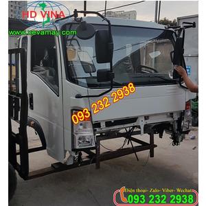 Bán cabin xe CUULONG TMT HOWO SINOTRUK 7,5 tấn. Xe thùng, ben, trộn bê tông