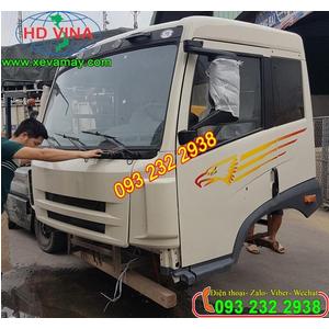 Bán cabin xe đầu kéo 1 cầu FAW J5 220 Ps 240 Ps giá tốt nhất