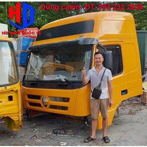 Bán cabin xe đầu kéo 2 cầu DAYUN DYX10 , 1 cầu DAYUN DYX06 giá tốt, nhập khẩu nguyên chiếc