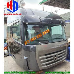 Bán cabin xe đầu kéo C&C, xe ben C&C, xe thùng C&C và các loại xe khác