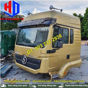 Bán cabin xe đầu kéo Shacman H3000. Bán cabin xe ben, xe thùng, xe trộn bê tông, xe chuyên dụng Shacman H3000 các loại