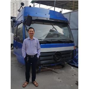 Bán cabin xe đầu kéo THACO FOTON AUMAN FV375 FV380 giá tốt nhất