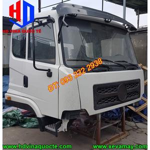 Bán cabin xe Dongfeng CNC, xe thùng, ben, tưới nước rửa đường, xe chuyên dụng...