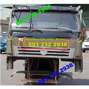 Bán cabin xe Dongfeng Viet Trung, Truong Giang 8 tan, 7 tan, xe ben, xe thùng... giá tốt