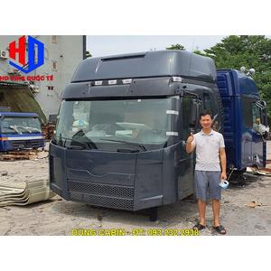 Bán cabin xe FAW J6, cabin xe đầu kéo, xe ben, xe thùng, xe trộn bê tông, xe chuyển dụng, FAW J6, 375, 420 Ps các loại