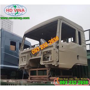 Bán cabin xe SHACMAN H3000, bán cabin xe ben, đầu kéo, xe trộn bê tông, xe thùng SHACMAN các loại