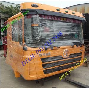 Bán cabin xe SHACMAN, SHANSHI, F3000, M3000... các loại đầu kéo, xe ben, xe thùng, xe chuyên dụng...