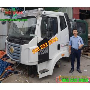 Bán cabin xe tải thùng 8 tấn FAW 2 chân CA1160 mới, chính hãng