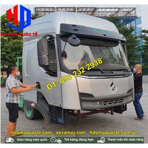 Bán cabin xe tải thùng Chenglong H7, bán cabin xe đầu kéo Chenglong H7, bán cabin xe ben, xe trộn bê tông, xe chuyên dụng Chenglong H7