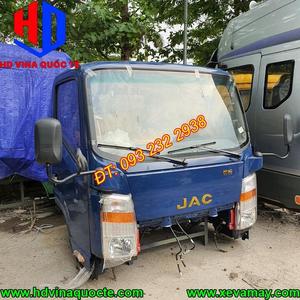 Bán cabin xe tải thùng JAC N 350 N350 , Cabin tổng thành , Cabin mộc , Hàng có sẵn