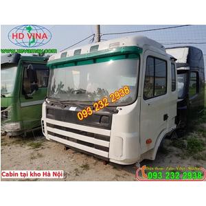 Bán cabin xe tải thùng JAC, xe đầu kéo JAC, xe ben Jac, bán cabin xe Jac các loại