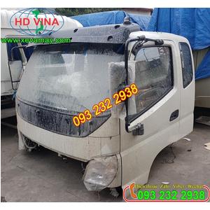 Bán cabin xe tải thùng THACO OLLIN 800A 800B giá tốt