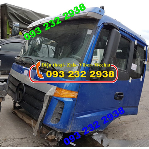 Bán cabin xe Thaco Foton Auman, xe ben 3 chân, 4 chân, đầu kéo, xe thùng các loại giá tốt