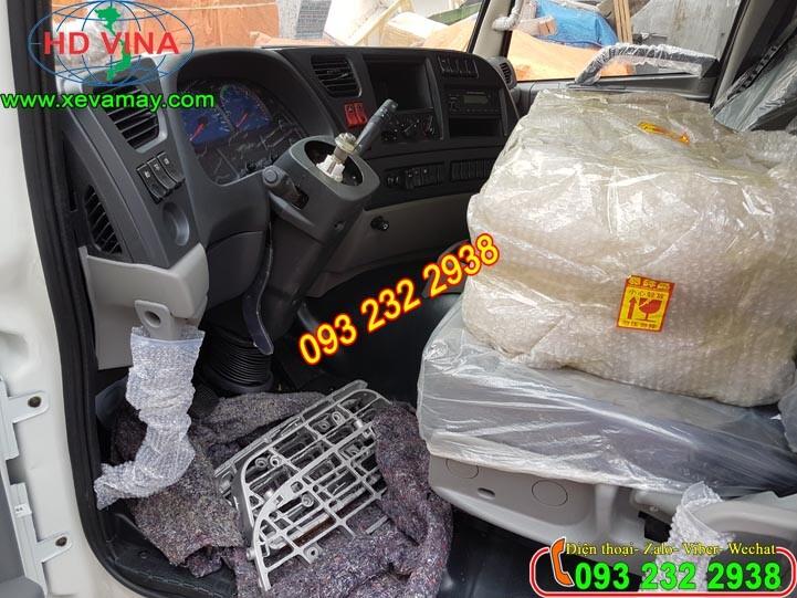 bán cabin xe thùng DONGFENG