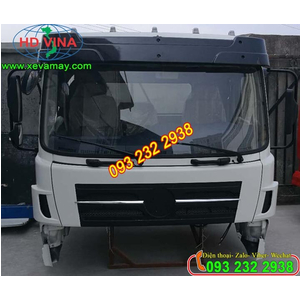 Bán cabin xe thùng DONGFENG TRƯỜNG GIANG 7 tấn, 8 tấn các loại xe ben, thùng, xe chuyên dụng...