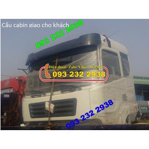 Bán cabin xe thùng DONGFENG VIỆT TRUNG, bán cabin xe thùng 2 chân 3 chân 4 chân DONGFENG VIET TRUNG