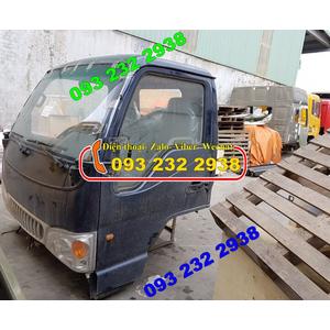 Bán cabin xe thùng JAC & CHIEN THANG 1,5 tấn 1,95 tấn 2,5 tấn 3,5 tấn 8 tấn, cabin thay thế giá tốt