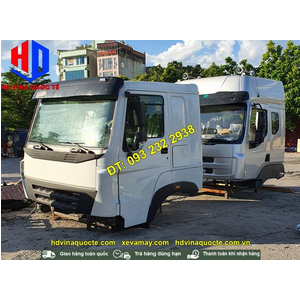 Bán cabin xe trộn bê tông Howo V7G 340 Ps 10 khối 12 khối mặt nạ đời mới. Hàng có sẵn