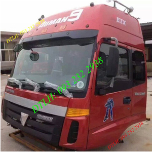 Bán các loại cabin xe THACO FOTON AUMAN xe ben, xe thùng, xe đầu kéo, xe chuyên dụng giá tốt nhất