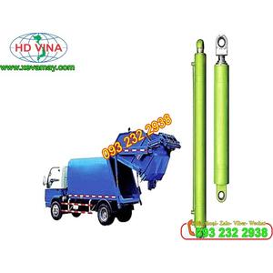 Bán các loại xy lanh thủy lực, ty thủy lực xe chuyên dụng: Xe ép rác, máy xúc, máy ủi, xe nâng....