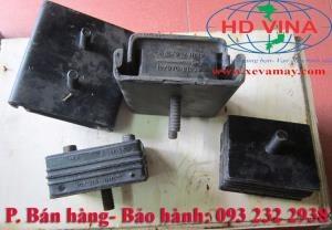 Bán cao su chân máy xe FAW HOWO DONGFENG JAC CAMC CHENGLONG HAIAU THACO FOTON AUMAN HYUNDAI HOKA ...