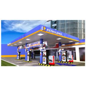 Bán cây xăng đang hoạt động kinh doanh tốt Quận 7, TP HCM, MT Huỳnh Tấn Phát
