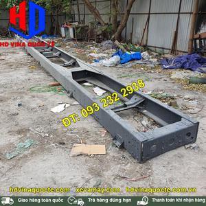 Bán chassis xe tải thùng 4 chân Dongfeng và các loại xe khác Howo Chenglong ...