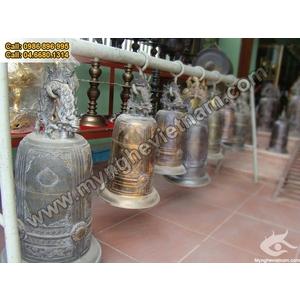 Bán chuông đồng dùng trong đền chùa nhà thờ