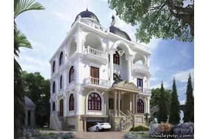 Bạn có biết về những lợi ích khi xây dựng biệt thự Pháp hay không?