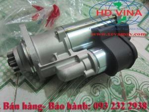 Bán củ đề mô tơ khởi động động cơ xe HOWO HOWOA7 HOKA HOYUN JAC FAW CAMC THACO FOTON AUMAN... WD D12