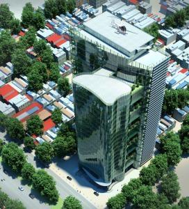 Bán Khách Sạn 5 Sao 2 Mặt Tiền Đường Nguyễn Cư Trinh Quận 1