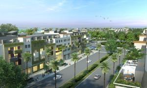 Bán đất DT 7,5x22m mặt tiền đường chính, Kp5, Khu DA Phú nhuận, Thủ đức