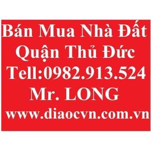 Bán Đất KDC Sông Đà 4.5x16m Thổ Cư 100% Sổ Riêng Đg nhựa 10m P.HBC Q.Thủ Đức