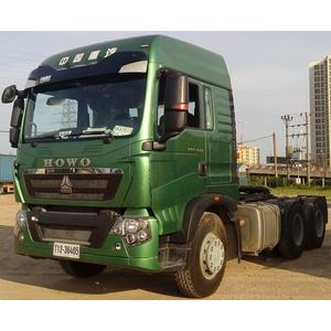 Bán đầu kéo 2 cầu HOWO T5G 340 Ps, có nhiều khuyến mại, giá tốt nhất