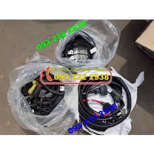 Bán dây điện động cơ, dây điện chaasi, dây điện cabin xe Howo, Faw, Jac, Camc, Dongfeng,Chenglong...