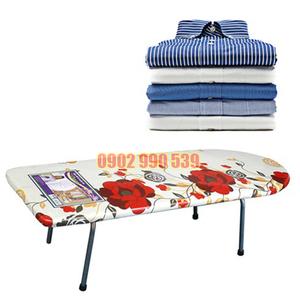 Bàn để ủi quần áo tiện dụng thương hiệu Omega (30x80)cm